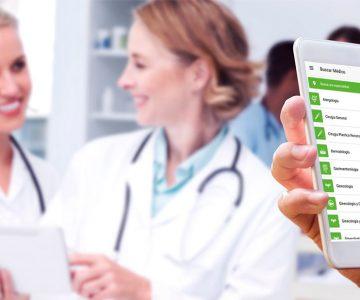Búsqueda de médicos, centros médicos, farmacias y laboratorios